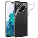 Чехол-накладка Krutoff Clear Case для Samsung Galaxy S20 FE