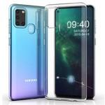 Чехол-накладка Krutoff Clear Case для Samsung Galaxy A21s (A217)
