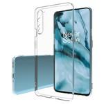 Чехол-накладка Krutoff Clear Case для OnePlus Nord