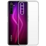 Чехол-накладка Krutoff Clear Case для Realme 6