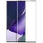 Стекло защитное 3D Premium Krutoff для Samsung Galaxy Note 20 Ultra