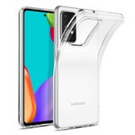 Чехол-накладка Krutoff Clear Case для Samsung Galaxy A52 (A525)