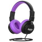 Наушники Gorsun GS-E92V (purple) с микрофоном