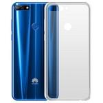 Чехол-накладка Krutoff Clear Case для Huawei Y7 (2018)/Honor 7C Pro