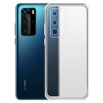 Чехол-накладка Krutoff Clear Case для Huawei P40 Pro