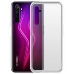 Чехол-накладка Krutoff Clear Case для Realme 6 Pro