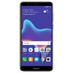 Стекло защитное гибридное Krutoff для Huawei Y9 (2018)