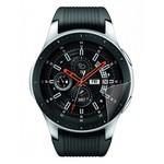 Стекло защитное гибридное Krutoff для Samsung Galaxy Watch 46 mm