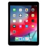 Стекло защитное гибридное Krutoff для Apple iPad 10.2 (2019)
