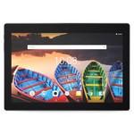 """Стекло защитное гибридное Krutoff для Lenovo TAB 3 10"""" Business, TB3-X70L"""