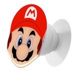 Пластмассовый держатель Krutoff для телефона Попсокет объемный Марио