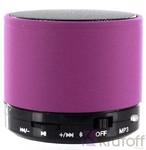 Портативная колонка BL-S10 фиолетовая