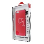 Накладка для iPhone 5/5s  (Red) Itskins Zero.3